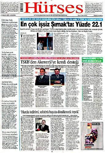 Günün Gazete Manşetleri (23 Aralık) galerisi resim 29