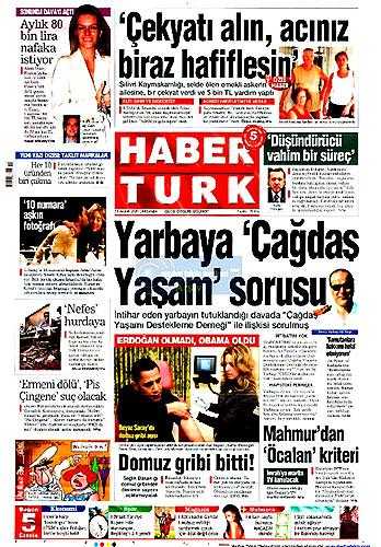 Günün Gazete Manşetleri (23 Aralık) galerisi resim 3