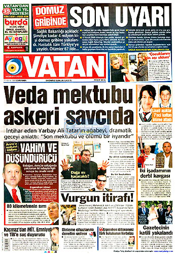 Günün Gazete Manşetleri (23 Aralık) galerisi resim 6