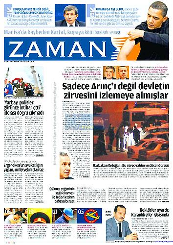 Günün Gazete Manşetleri (23 Aralık) galerisi resim 7