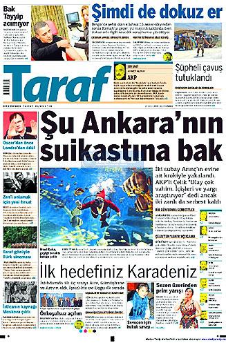 Günün Gazete Manşetleri (23 Aralık) galerisi resim 9