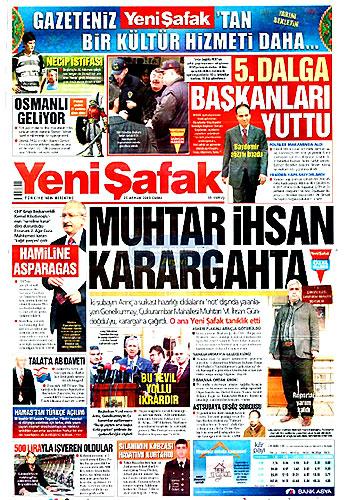 Gazete Manşetleri (25 Aralık) galerisi resim 13