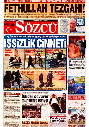 Gazete Manşetleri (25 Aralık) galerisi resim 14