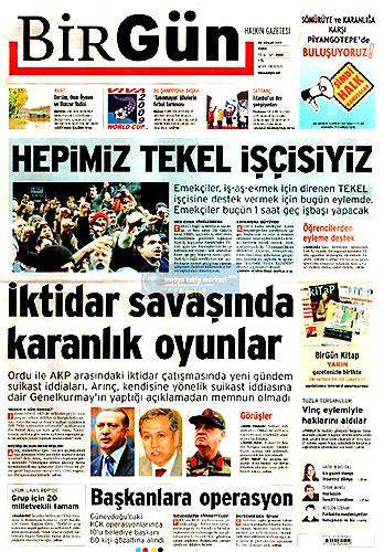 Gazete Manşetleri (25 Aralık) galerisi resim 15