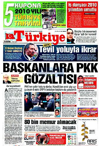 Gazete Manşetleri (25 Aralık) galerisi resim 16