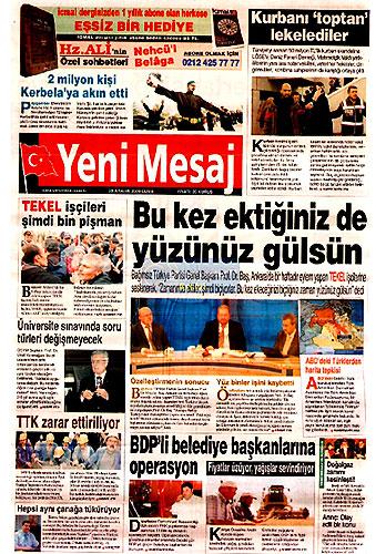 Gazete Manşetleri (25 Aralık) galerisi resim 19