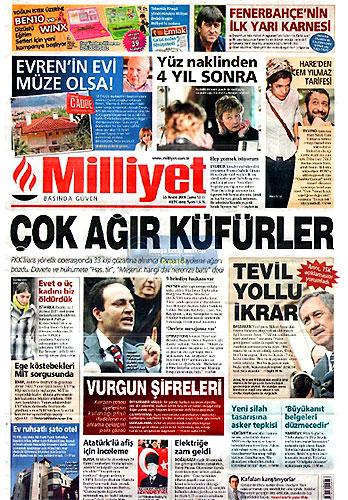 Gazete Manşetleri (25 Aralık) galerisi resim 2