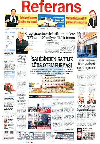 Gazete Manşetleri (25 Aralık) galerisi resim 21