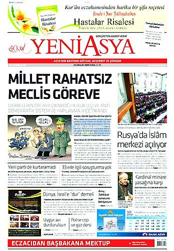 Gazete Manşetleri (25 Aralık) galerisi resim 25