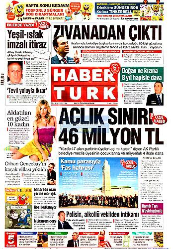 Gazete Manşetleri (25 Aralık) galerisi resim 3