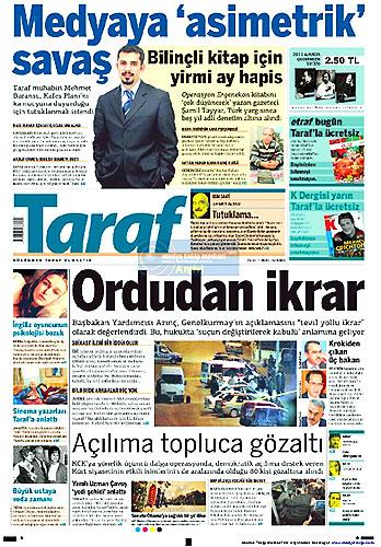 Gazete Manşetleri (25 Aralık) galerisi resim 9