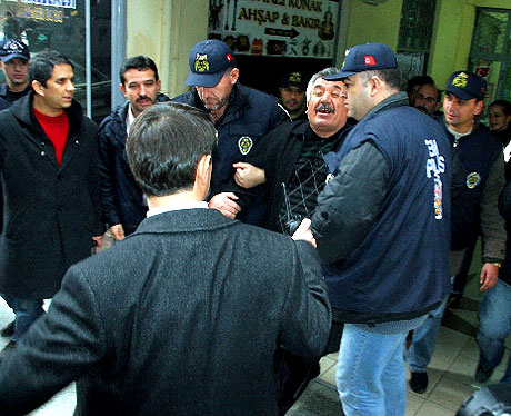 BDP'li başkanlara şok operasyon! galerisi resim 1