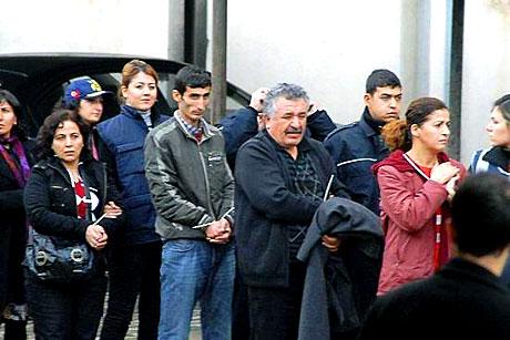 BDP'li başkanlara şok operasyon! galerisi resim 19