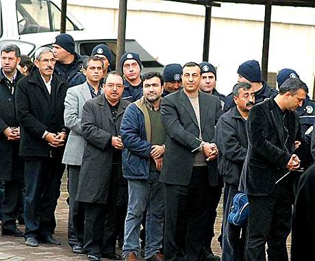 BDP'li başkanlara şok operasyon! galerisi resim 20