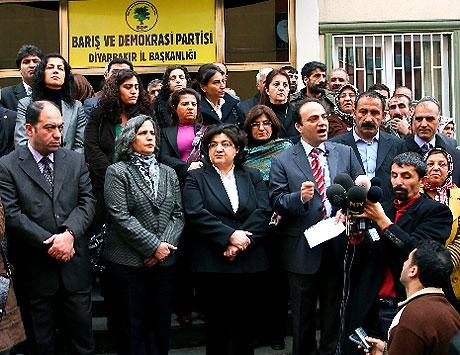 BDP'li başkanlara şok operasyon! galerisi resim 6