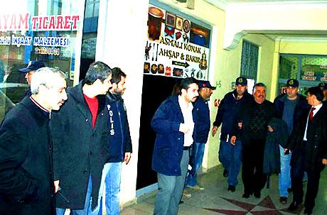 BDP'li başkanlara şok operasyon! galerisi resim 8