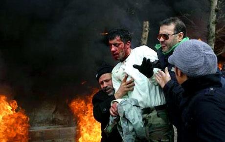 İran yine kırmızı: Gösteriler durmuyor! galerisi resim 10