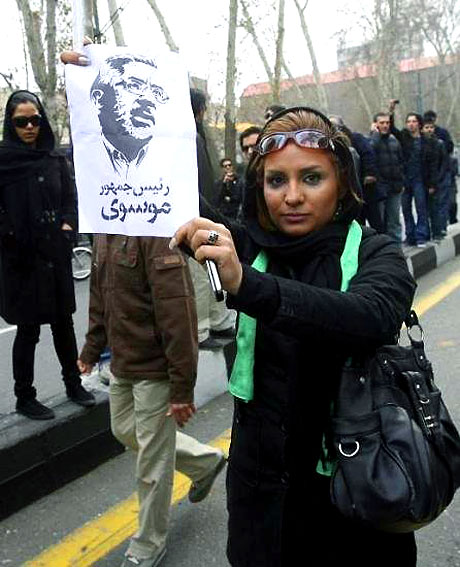 İran yine kırmızı: Gösteriler durmuyor! galerisi resim 12