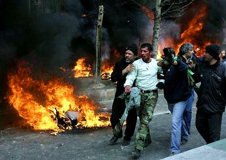 İran yine kırmızı: Gösteriler durmuyor! galerisi resim 16
