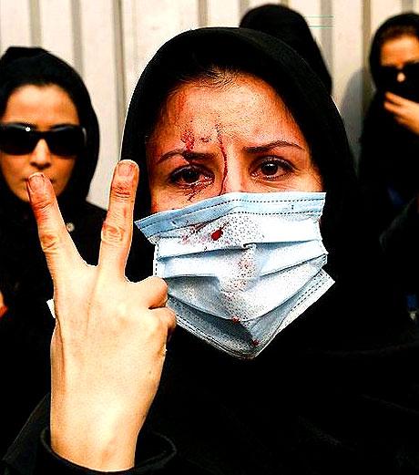 İran yine kırmızı: Gösteriler durmuyor! galerisi resim 27