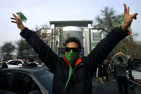 İran yine kırmızı: Gösteriler durmuyor! galerisi resim 29