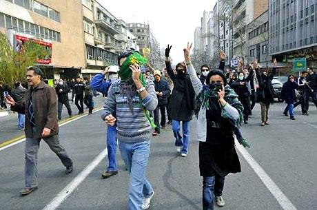 İran yine kırmızı: Gösteriler durmuyor! galerisi resim 35