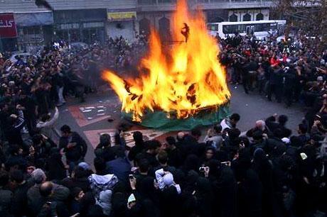 İran yine kırmızı: Gösteriler durmuyor! galerisi resim 8
