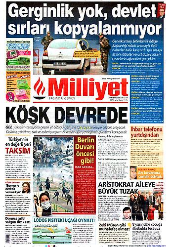 Hangi gazete bugün ne manşet attı? galerisi resim 1