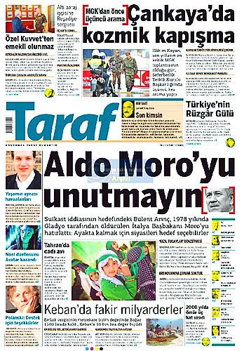 Hangi gazete bugün ne manşet attı? galerisi resim 10