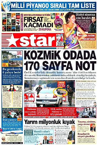Hangi gazete bugün ne manşet attı? galerisi resim 11