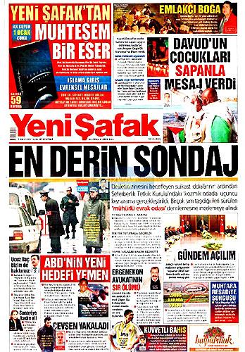 Hangi gazete bugün ne manşet attı? galerisi resim 13