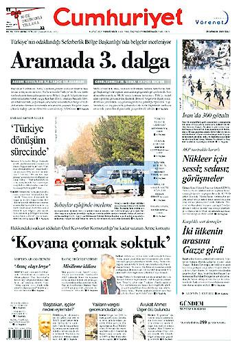 Hangi gazete bugün ne manşet attı? galerisi resim 14