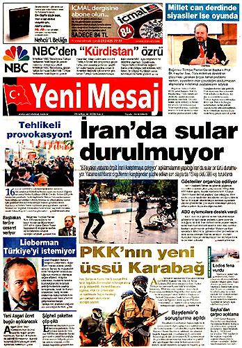 Hangi gazete bugün ne manşet attı? galerisi resim 16