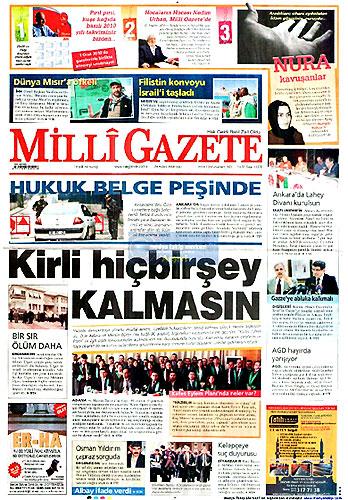 Hangi gazete bugün ne manşet attı? galerisi resim 17