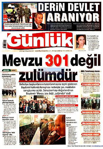 Hangi gazete bugün ne manşet attı? galerisi resim 18