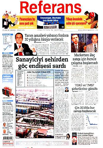 Hangi gazete bugün ne manşet attı? galerisi resim 20