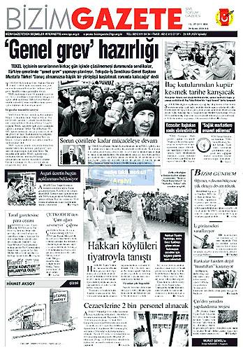 Hangi gazete bugün ne manşet attı? galerisi resim 23