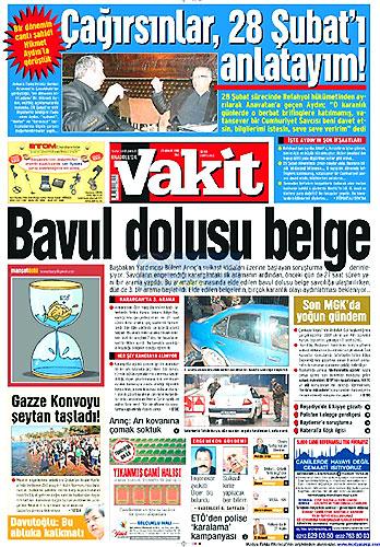 Hangi gazete bugün ne manşet attı? galerisi resim 24