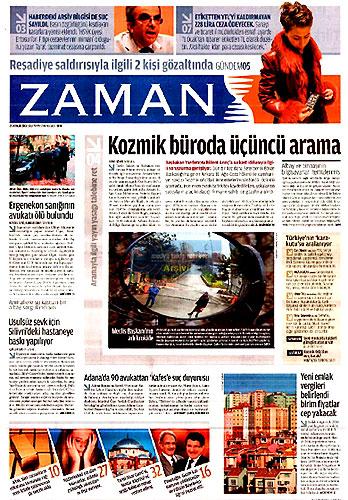 Hangi gazete bugün ne manşet attı? galerisi resim 4