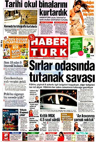 Hangi gazete bugün ne manşet attı? galerisi resim 5