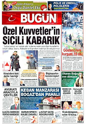 Hangi gazete bugün ne manşet attı? galerisi resim 7