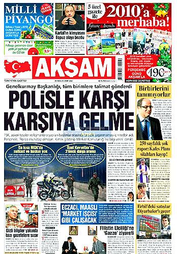 Hangi gazete bugün ne manşet attı? galerisi resim 8