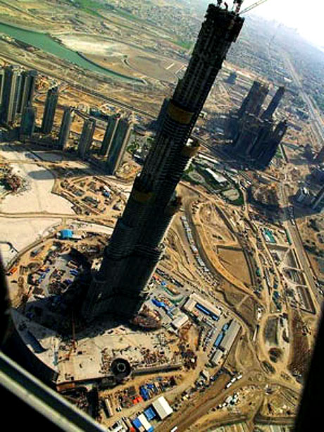 İşte dünyanın en yüksek binası galerisi resim 14