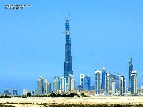İşte dünyanın en yüksek binası galerisi resim 4