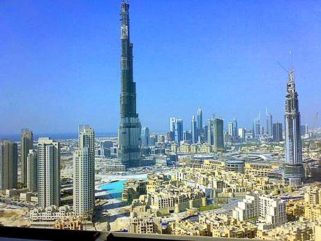 İşte dünyanın en yüksek binası galerisi resim 7