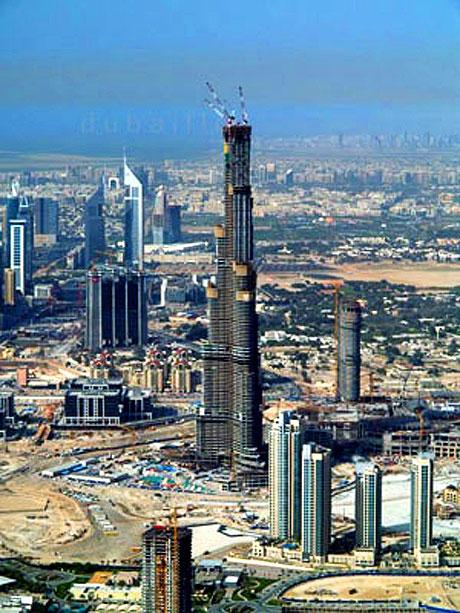 İşte dünyanın en yüksek binası galerisi resim 8