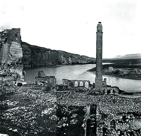 100 yıl önce Hasankeyf galerisi resim 7
