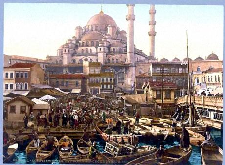 100 yıl önce İstanbul! galerisi resim 16