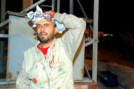 Gazze'ye yardım Firavun'a takıldı galerisi resim 26