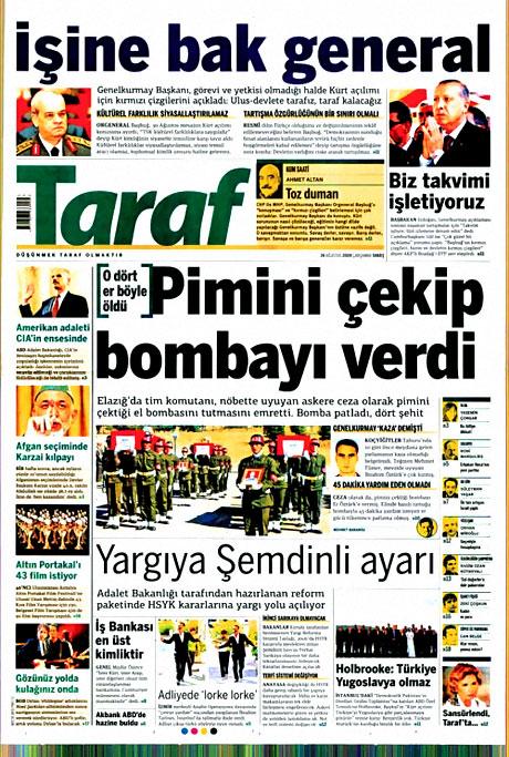 2009'un en iyi 10 gazete manşeti galerisi resim 10